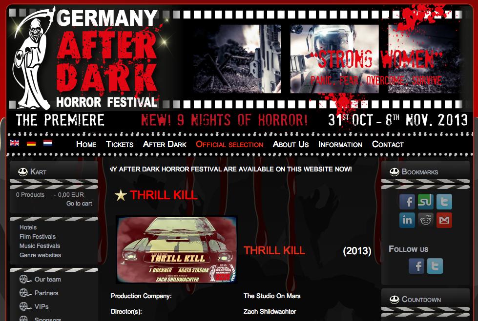 After Dark Horror Festival