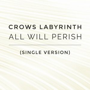 All Will Perish (Single Version) - Cover Art
