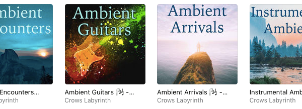 Apple Music playlist covers