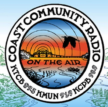 Coast Community Radio logo